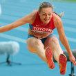 ロシアの女子三段跳び選手に4年間の出場停止。メダル剥奪。