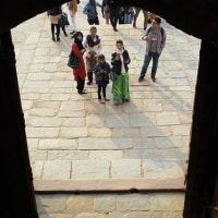 Horseshoe arch☆インドの世界遺産