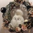 """今年も """"トトロの日 (10月16日) """" はトトロのシュークリームでお祝いです!。"""