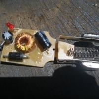 ドラレコ電源修理