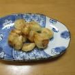 豚肉の竜田揚げ☆コロコロサラダ