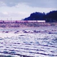 【古い写真】1994年1月 東北本線
