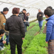 みやぎ農業未来塾「家族で考える農業経営視察研修会」を開催しました