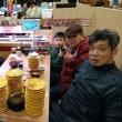 孫のお陰で今年初、坂田家全員集合でした。