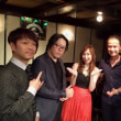 森口博子さん、銀座Swingでのライブでした!