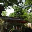 愛宕神社の茅の輪くぐり2017