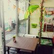 横浜 かもめパン★キッズスペースができました ♪ 本店イートインスペース改装(その②)