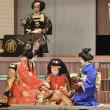 村国座子供歌舞伎2017 絵本太功記 尼ヶ崎閑居の場