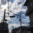 街の中にある空