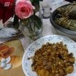 【香港】端午節につき粽