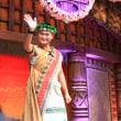 モアナのステージショー!