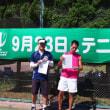 2017年度テニス祭り開催