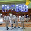 男子サ―ブル団体戦2日目 第67回関西学生フェンシング選手権大会