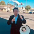 きょうは「敬老の日」。人生の大先輩に、心から敬意と感謝を申し上げます。札幌市内でマイクを握り街頭演説。