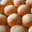 横浜 かもめパン 天然酵母アンパンが焼き上がりました!