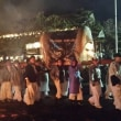 4月14日・15日 八幡まつり 松明(たいまつ)祭り たいこ祭り