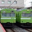 JR西日本 黄檗(2017.12.29) クハ103並び