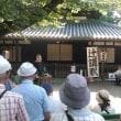 宝井琴梅師匠の辻講釈は最高でした。名馬三国のお話。