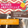 7/15  里親会のお知らせ