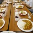 高齢者と児童のふれあい会食