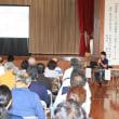 社会福祉協議会が講義と訓練