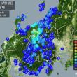 長野県北部でM5.2/震度5弱の地震発生