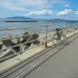 息抜き:海風にあたりにサイクリング、ちょとそこまで