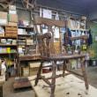 家具修理 椅子の塗り替え 修理