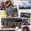 ホクレン旗争奪北海道少年軟式野球大会開会式&夏のお楽しみ会