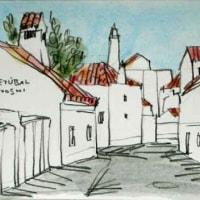 1523.セトゥーバルの町角