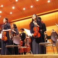 <奈良女子大管弦楽団> ドヴォルザーク第8番など溌剌と演奏