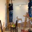 くまもと木の空間づくり支援事業_美容室の内装木質化