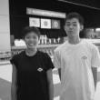 全国中学生空手道選手権開幕、写真話