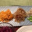 常備菜と夕ご飯とお弁当