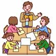 学習室・中学三年生募集