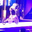 車椅子ランナー