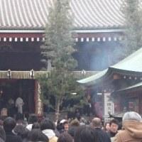 初詣2018「浅草寺」@東京