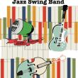 12/13 木曜日 Jazz swing Band というジャズ・スタンダード・ユニットのライブ