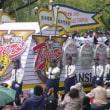 阪神タイガース優勝パレード