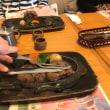 静岡市駿河区 「炭焼きレストランさわやか 静岡池田店」 げんこつハンバーグ    2019-01-03