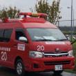 北九州市消防局 県隊指揮車