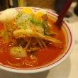 蒙古タンメン中本@新宿 「五目味噌タンメン+クーポンスラタマ」