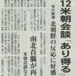 #akahata 6.12米朝会談「あり得る」/米大統領 北朝鮮の反応に好感・・・今日の赤旗記事