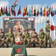陸自/印軍ダルマガーディアン演習とカラチ中国領事館襲撃画像