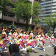 第15回 109会主催外出レク(札幌プリンスホテルバイキング&よさこいソーラン祭り)を実施しました!