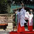 1/10 産田神社の例大祭へ