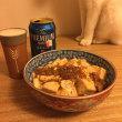 今日のお酒のあて -  麻婆豆腐 -