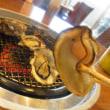 『14番目の月』の牡蠣が標的。焼きガキ食べ放題2,500円にくるまれる。