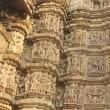 「悠久のインド9日間」№92 西のヒンドゥ教寺院群(Ⅲ)