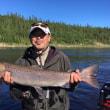 本日のアトランティックサーモン of Ponoi river in Kola Peninsula Russia!!!~福島県 Suzukiさん~